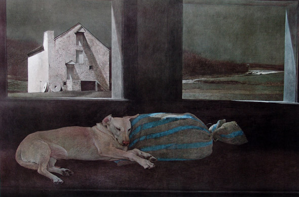 The Work of Andrew Wyeth